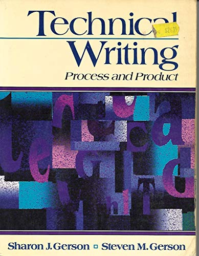 9780137214402: Technical Writing: Process and Product