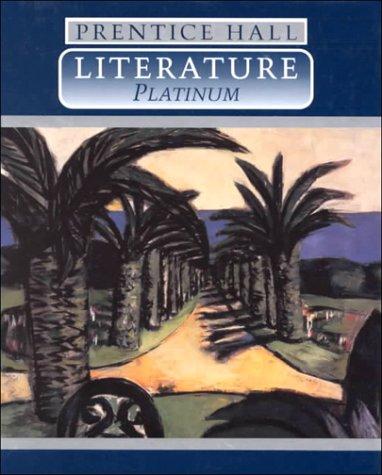 Prentice Hall Literature - Platinum: Prentice-Hall, Inc.