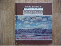 9780137224975: Prentice Hall Literature: Silver Annotated Teacher's Edition