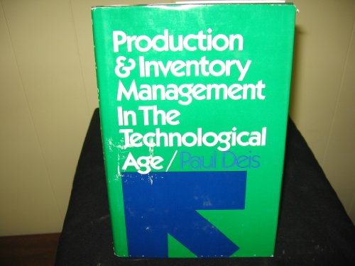 9780137243365: Production and Inventory Management in the Technological Age