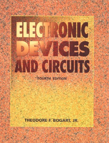 9780137246830: Electronic Devices and Circuits (Prentice Hall international editions)