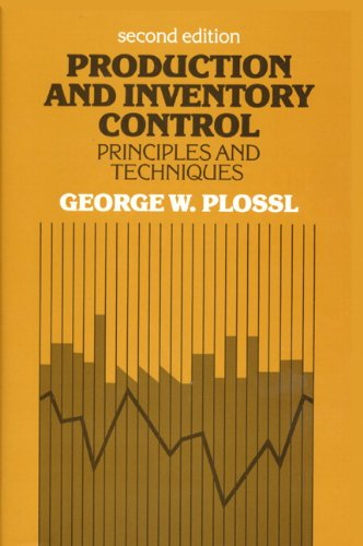 9780137251445: Production and Inventory Control: Principles and Techniques