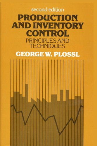 9780137251445: Production and Inventory Control: Principles and Techniques (2nd Edition)