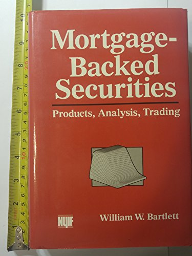 9780137255160: Mortgage-Backed Securities: Products, Analysis, Trading