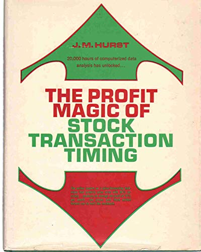 9780137260003: Profit Magic of Stock Transaction Timing