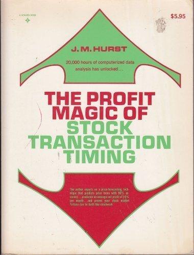 9780137260188: Profit Magic of Stock Transaction Timing