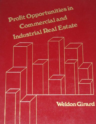 9780137260751: Profit opportunities in commercial and industrial real estate