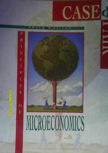 9780137270330: Principles of Microeconomics
