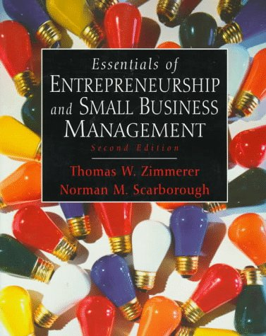 9780137272983: Essentials of Entrepreneurship and Small Business Management
