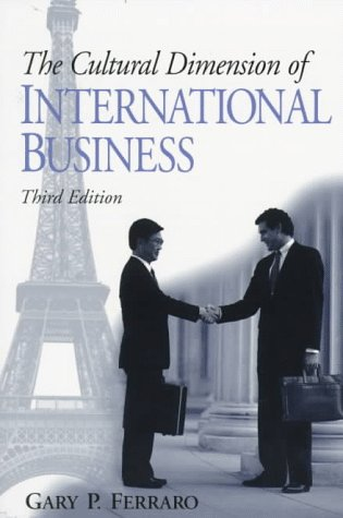 9780137275618: The Cultural Dimension in International Business