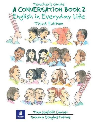 9780137281220: A Conversation Book 2: English in Everyday Life: Bk. 2