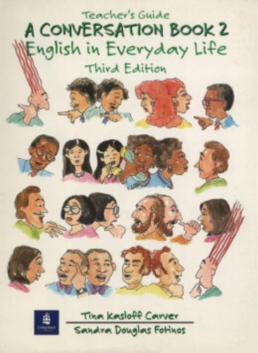 9780137281220: A Conversation Book 2: English in Everyday Life