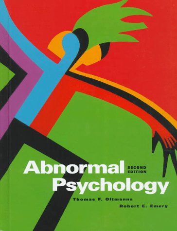 9780137281978: Abnormal Psychology