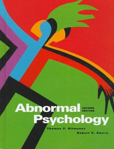 9780137281978: Abnormal Psychology
