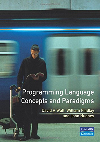 9780137288663: Programming Language Concepts Paradigms (Prentice Hall International Series in Computer Science)