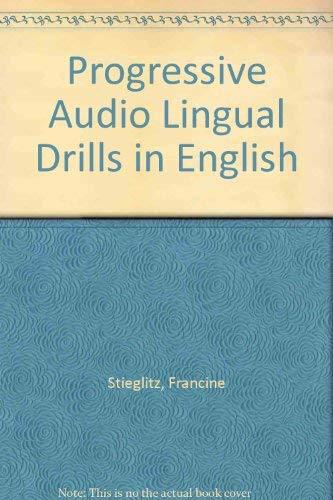 9780137306077: Progressive Audio Lingual Drills in English