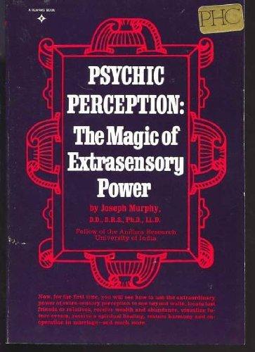 9780137318698: Psychic Perception