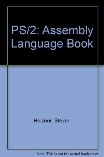 9780137318780: PS/2: Assembly Language Book