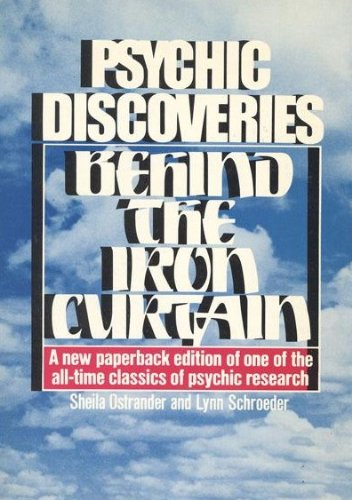 9780137320813: Psychic Discoveries Behind the Iron Curtain