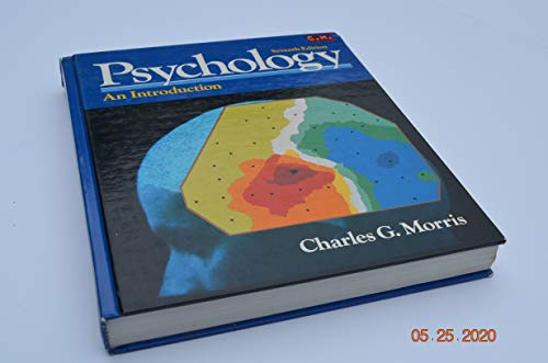 9780137321087: Psychology: An Introduction