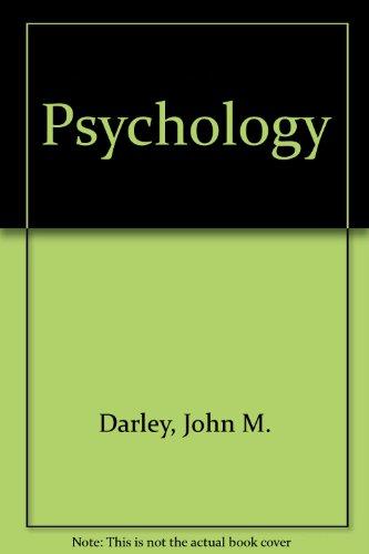 9780137334032: Psychology