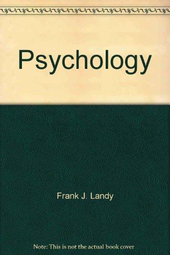 9780137334377: Psychology