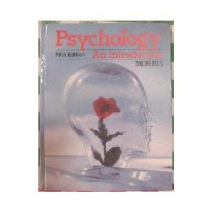 9780137343850: Psychology: An Introduction