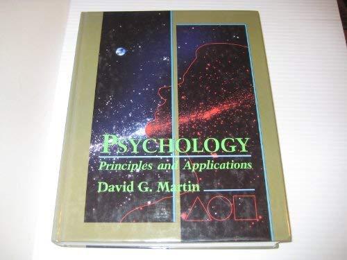 9780137347735: Psychology