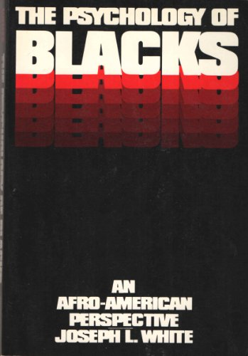 9780137351343: Psychology of Blacks: An Afro-American Perspective
