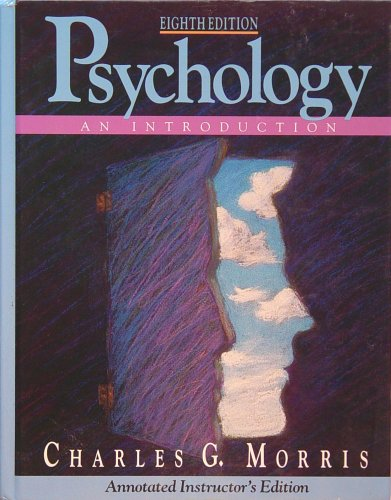 9780137355495: Psychology: An Introduction - Annotated Instructor's Edition