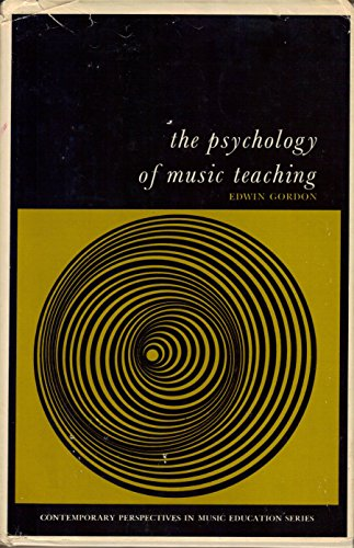 9780137362158: Psychology of Music Teaching (Contemporary Perspectives in Museum Education)