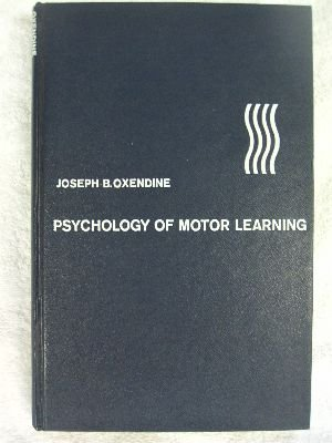 9780137365951: Psychology of Motor Learning