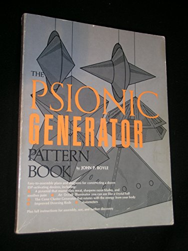 9780137369751: The Psionic Generator Pattern Book