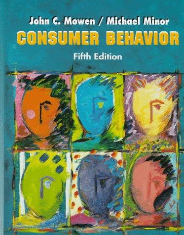 9780137371150: Consumer Behaviour