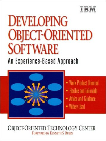 9780137372485: Developing Object-Oriented Software: An Experience-Based Approach