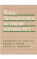 9780137393848: Public Administration in Theory and Practice