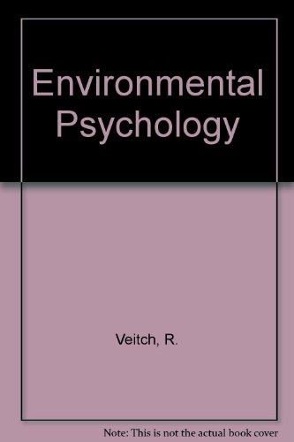 9780137399543: Environmental Psychology