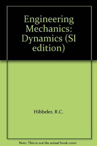 9780137410187: Engineering Mechanics: Dynamics (SI edition)
