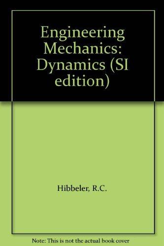 9780137410187: Engineering Mechanics: Dynamics (SI edition)