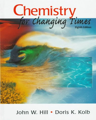 9780137417865: Chemistry for Changing Times