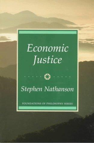 9780137418442: Economic Justice