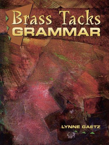 Brass Tacks Grammar: Gaetz
