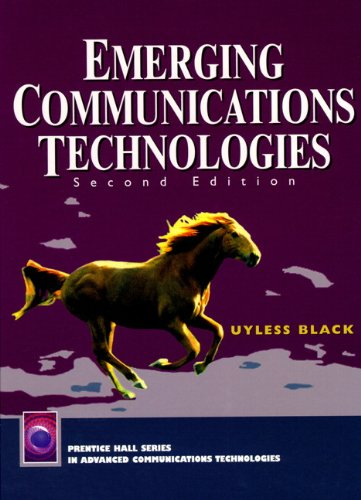 9780137428342: Emerging Communications Technologies (Prentice-Hall Series in Advanced Communications Technologies)