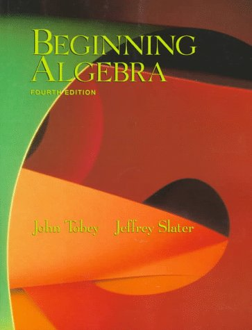 9780137436262: Beginning Algebra (4th Edition)