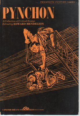 9780137447060: Pynchon: A Collection of Critical Essays (20th Century Views)