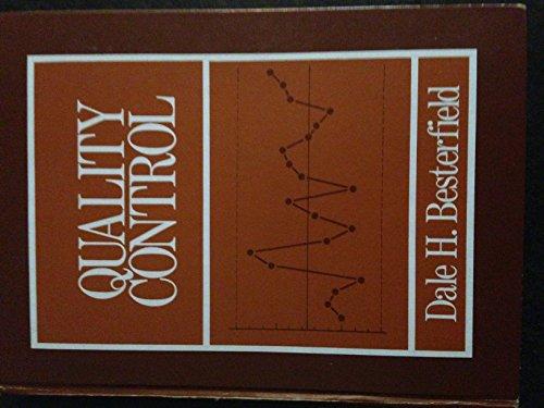 9780137452323: Quality Control