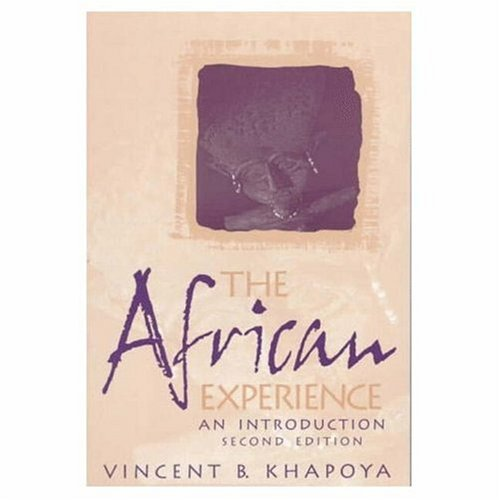 9780137458523: The African Experience: An Introduction