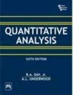 9780137467440: Quantitative Analysis