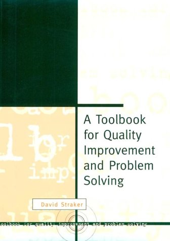 9780137468928: A Toolbook for Quality Improvement and Problem Solving (Prentice-Hall Manufacturing Practitioner)