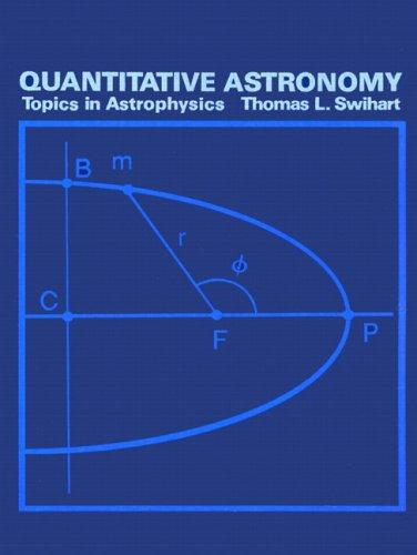 9780137474455: Quantitative Astronomy